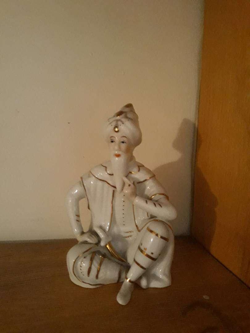 Porcelana Figura Hindu 0