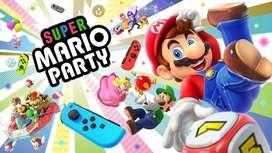Nuevo Mario Party (Nintendo Switch)