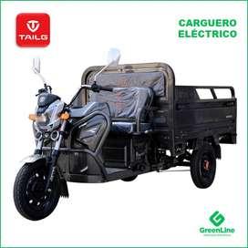 GreenLine Trimoto de Carga Eléctrica TAILG