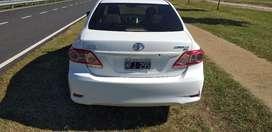 Titular vendo Toyota corolla xli  2013 impecable