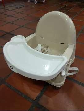 Silla comedor bebés niños y niñas (toddler)