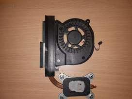 Fan cooler Samsung para notebook  Rv511/Rv411/Rv415/Rv420/Rv509