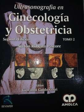 Venta libro de ultrasonografía en Ginecología y obstetricia segunda edición tomo 2