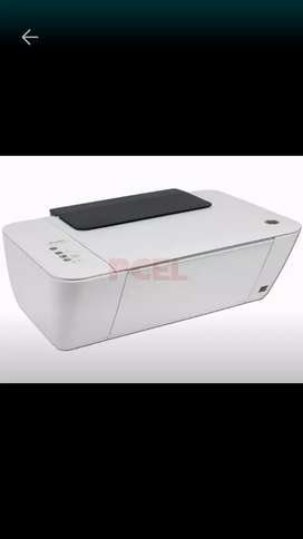 Impresora hp blanca
