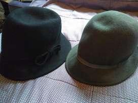 Sombreros de Paño