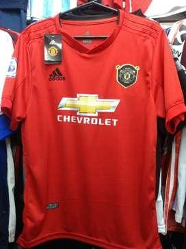 Camiseta de Futbol Man United