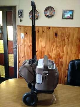 Respirador Concentrador de oxígeno portátil Phillips