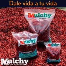 MULCH COBERTURA DE SUELOS-SUSTRATO DECORATIVO