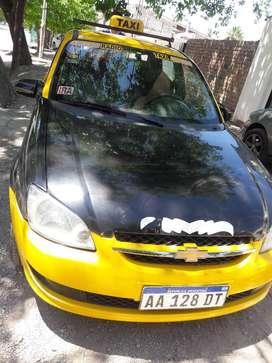 Chofer profesional para taxi