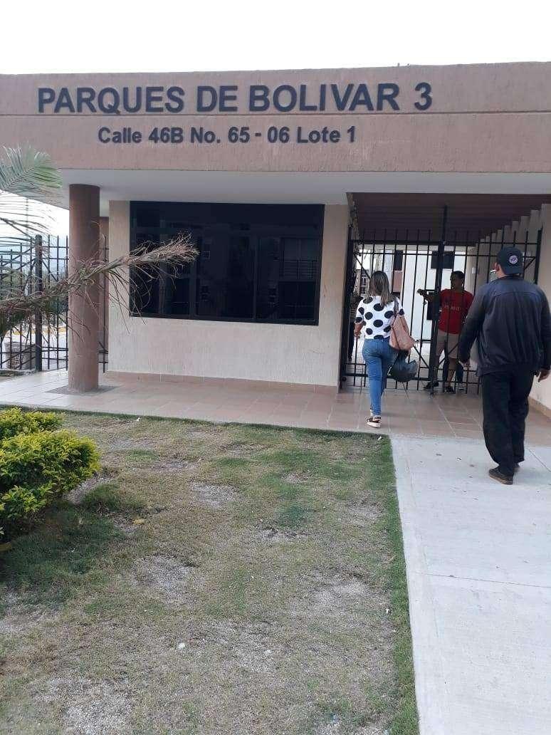 VENDO APTO PARQUE DE BOLIVAR 3