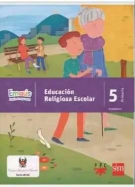 Emaús 5 . Libro Emaus Camino A La Esperanza Color