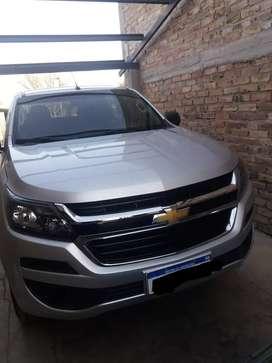 Vendo Chevrolet s10 base modelo 2019