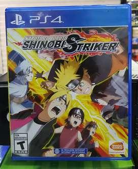 Naruto shinobi
