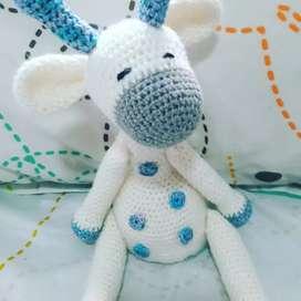 Amigurumi . Muñecos  tejidos en crochet