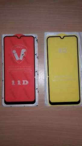 Micas de Vidrios Completas  5D/9D