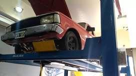 Realiza la rotación de tus neumáticos 200 los autos y 300 las camionetas