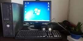 Computador dell optiplex Gx520