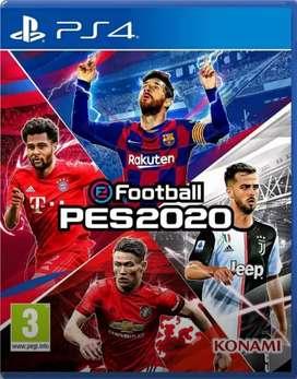 PES 2020 NUEVO PS4