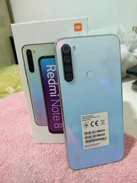 Xiaomi Redmi Note 8 3gb 32 gb