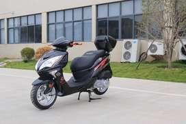 Moto Oromoto 150 tipo Pasola año 2020. Monica