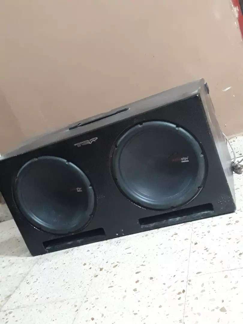 "Vendo audio pipe 12"" 0"