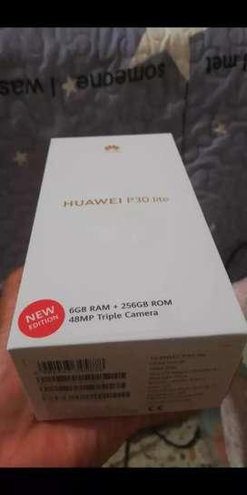 HUAWEI P30 LITE 256 GB 6 RAM 48 MEGAPIXEL NUEVOS DE PAQUETE SELLADOS GARANTIZADO LOCAL ENTREGA TAMBIÉN A DOMICILIO