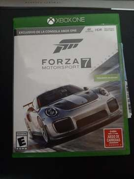Juego Forza 7