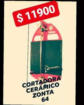 CORTADORA CERAMICO ZONTA 64