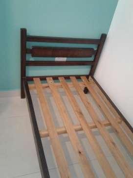 Vendo Juego de 2 camas de una plaza en perfecto estado!!!