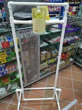 Vendo dispensador de gel