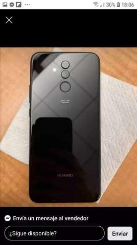 Vendo flamante Huawei mate 20 lite dúos
