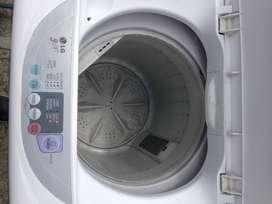 vendo lavadora LG de 15 libras