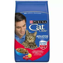 Cat Chow Adulto Carne 8kg