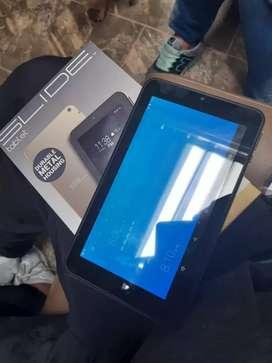 Vendo tablet slide