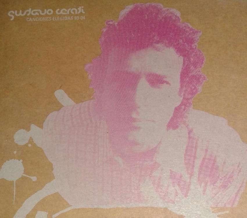 CDDVD Gustavo Cerati 0