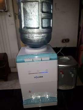 dispensador de agua fría caliente y normal