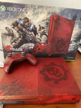 Xbox one S edicion Gears of Wars