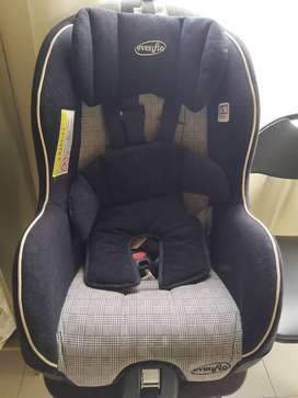 Silla para auto bebés