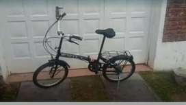 Bicicleta plegable Skill