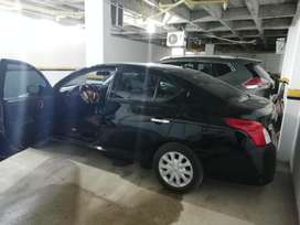 Nissan Versa 2017 Como Nuevo Ala Venta