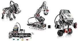 JUEGO LEGO ROBOTS PROGRAMABLE