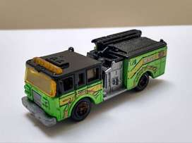 Matchbox Bombero Pierce Dash Fire Truck