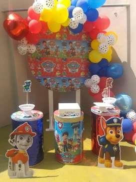 Arreglos decoración de fiestas Infantiles, Matrimonio, Cumpleaños, Revelación de sexo,