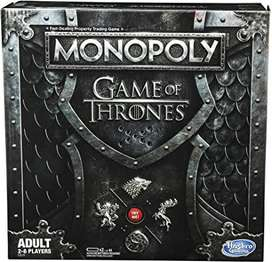 Hasbro Gaming Monopoly Game Of Thrones