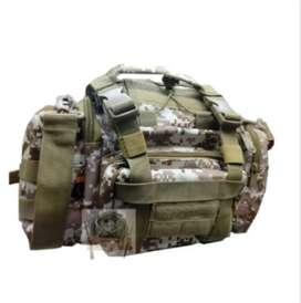 Canguro Tactico M5 Beige  Pixelado