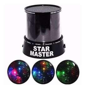 Proyector Lámpara Decoración LED Star Master