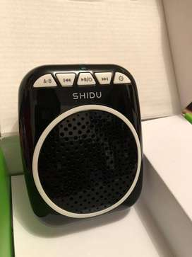 Amplificador de Voz SHIDU nuevo