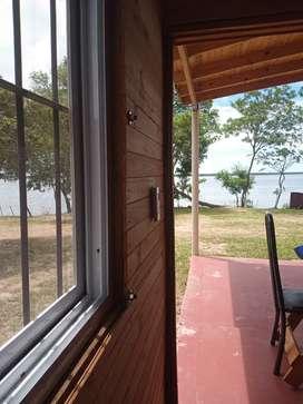 Alquilo cabañas en Yahape Corrientes