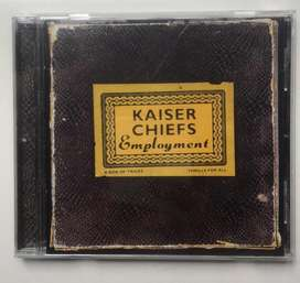 Kaiser Chiefs Employment Cd importado
