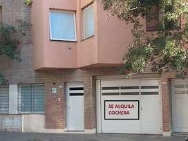 Alquiler cochera Zona Residencial, San Francisco1200